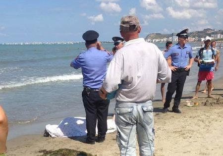 Tragedy in the beaches: Polish tourist and two Albanians drowned in Saranda and Durrës