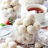 Resep Membuat Kue Putri Salju Keju Lumer. Renyah dan Dingin Dingin Empuk di Mulut Mooms