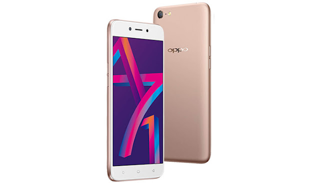 Oppo A71 New Edition - Price In India, Specification and Features
