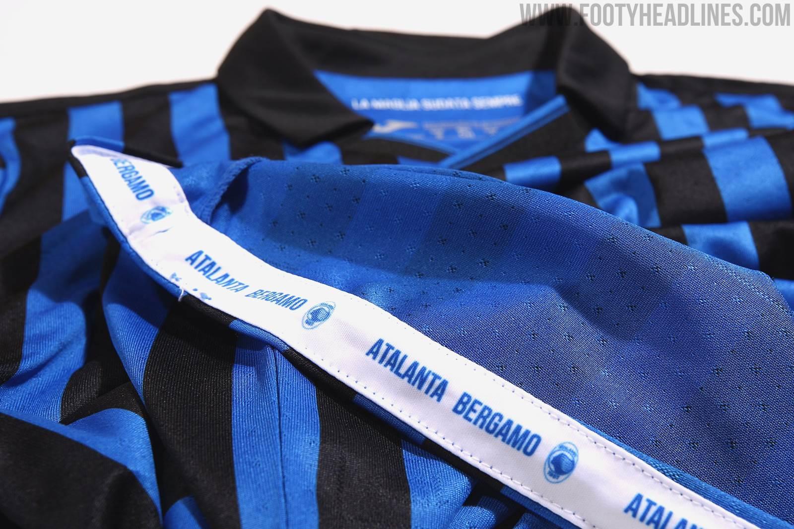 Atalanta 20-21 Champions League Trikot enthüllt - Nur Fussball