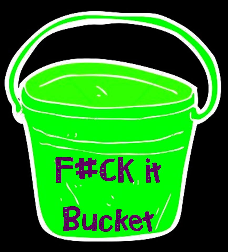 The Official F#ck it Bucket List!