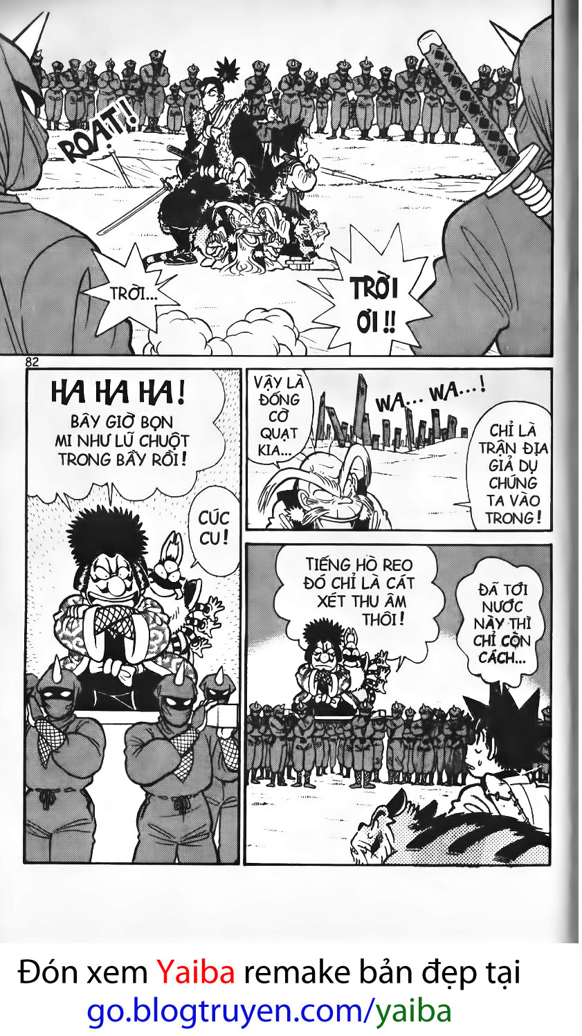 Yaiba chap 94 trang 9