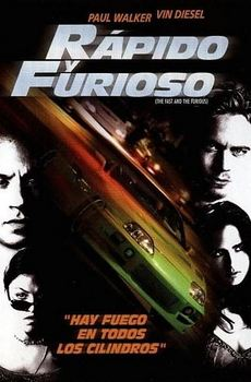 Rapido y Furioso 1 (2001) DVDRip Latino