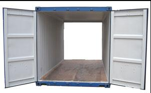 Tunnel container