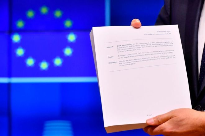 EU Law Analysis The Brexit Withdrawal Agreement Overview and First