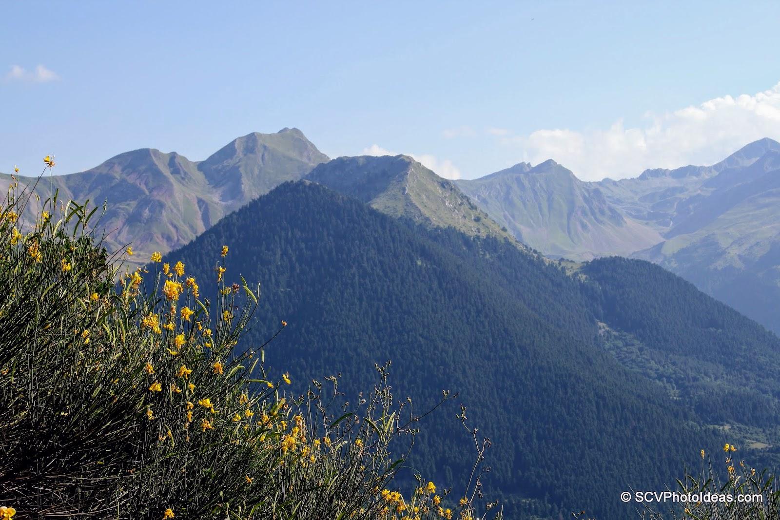 Pindus mountain range view I