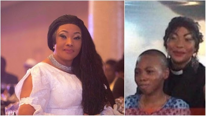 Nollywood Actress, Eucharia Anunobi loses son to sickle cell anemia