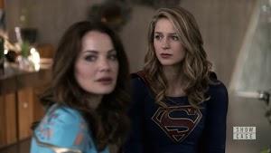 Supergirl Episódio 20 da 3° terceira temporada na Globo ás 01:46