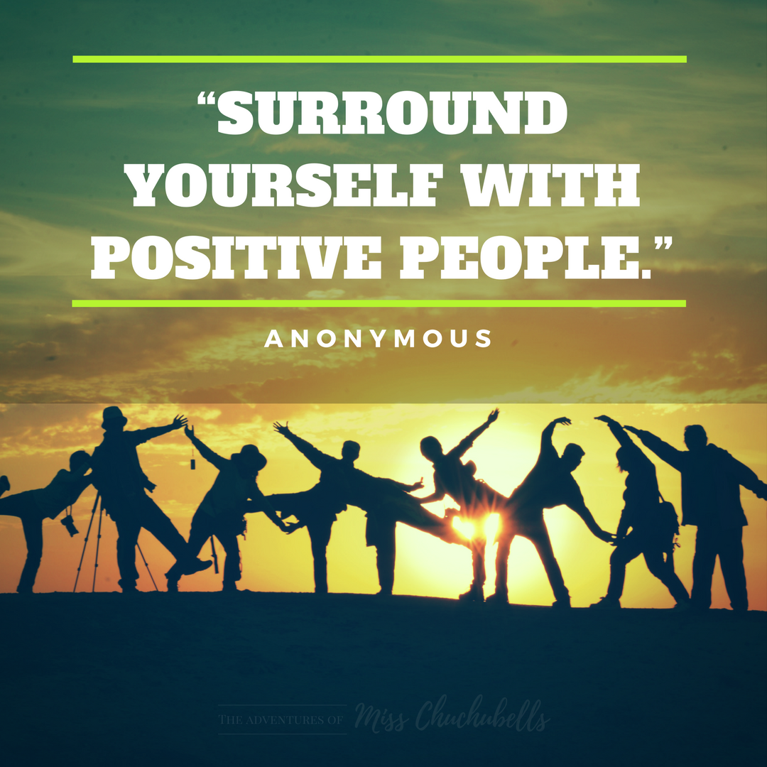 Positive People Quotes 30 Instagram Quotes Surrounding Yourself With Positive People