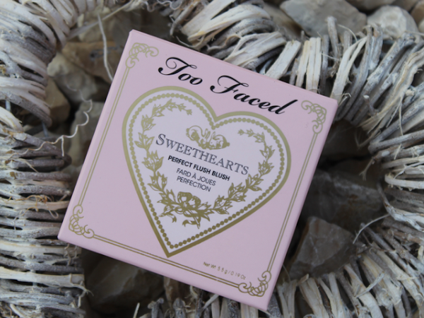 Too Faced Sweethearts Perfect Flush Blush - Candy glow.