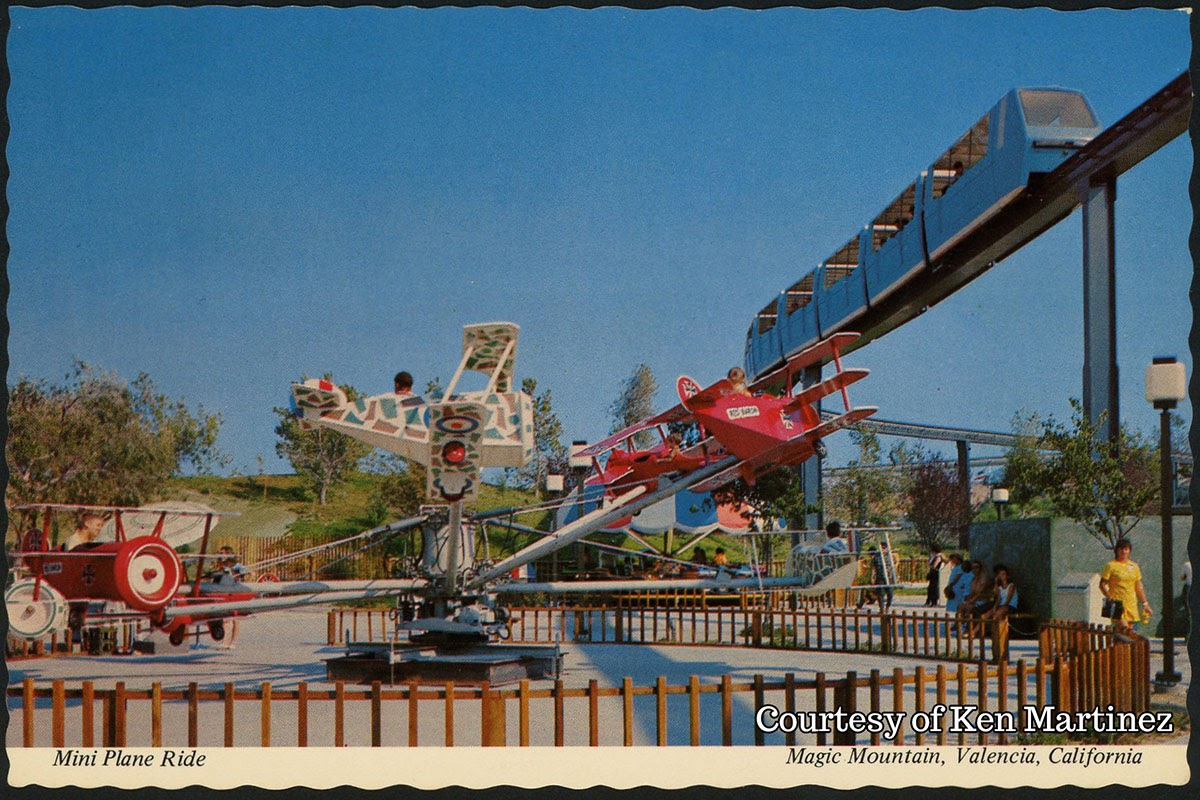 GORILLAS DON39T BLOG More Vintage Postcards from Magic