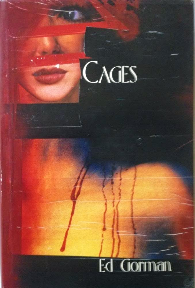 Chess, Comics, Crosswords, Books, Music, Cinema: Cages by Ed