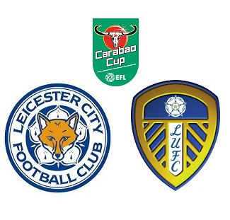 Leicester City vs Leeds United highlights | Carabao Cup