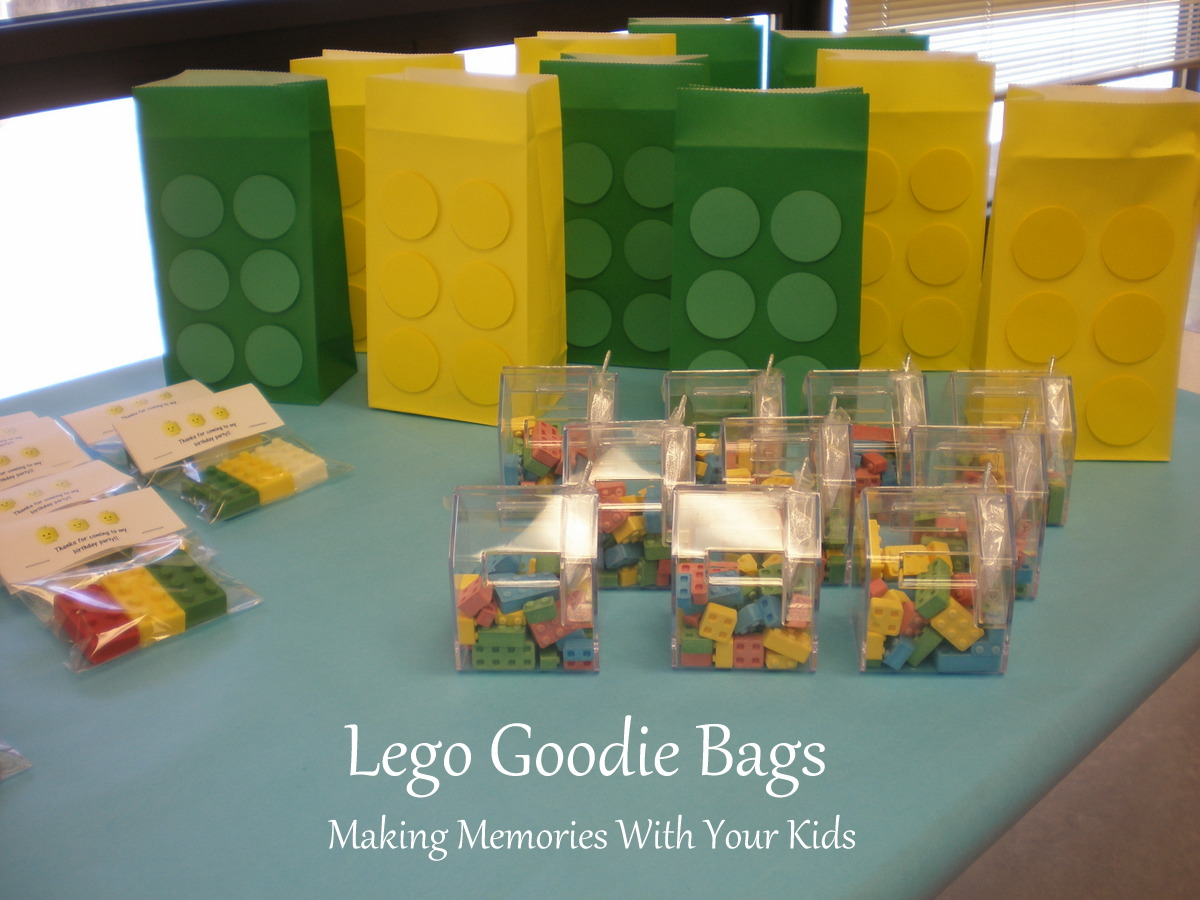 A Lego Birthday Party Extravaganza Making Memories With Your Kids
