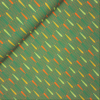Ties Green| Cherry Designs