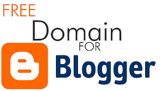 how to get free domain for blogger blog