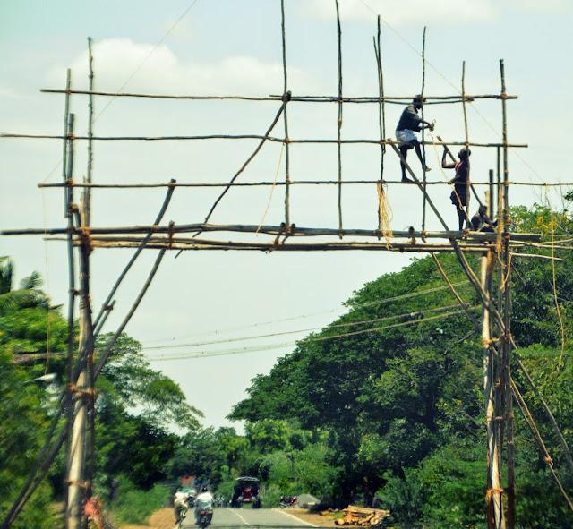 Alquilar un coche en Pondicherry