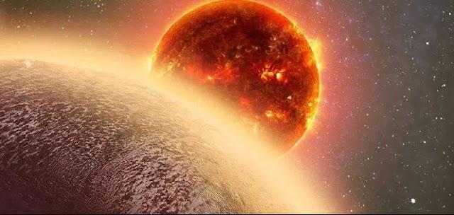 Ngeri ! 10 Planet Terseram  Di Alam Semesta