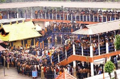 सबरीमाला मंदिर के लिए रथ यात्रा निकालेगी बीजेपी.