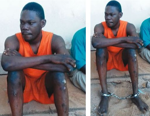 I Could Have Died Of Hunger If I Didn't Go Into Robbery- Arrested Man Cries Out