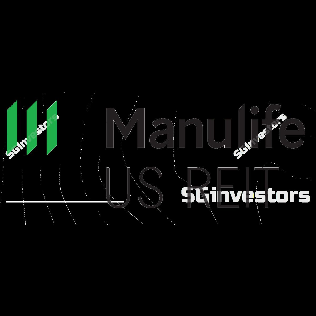 MANULIFE US REIT (SGX:BTOU) | SGinvestors.io