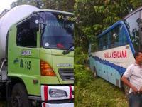 Misteri Truk Dan Bus Pahala Kencana Yang Tersesat Di Hutan Blora