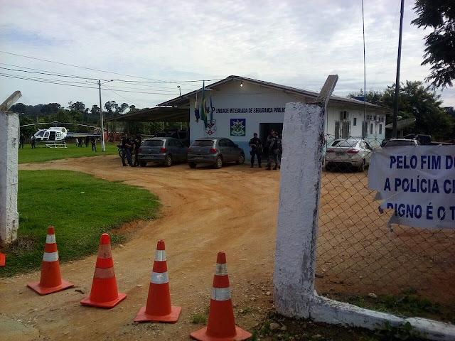 Após morte de ex-prefeito, Polícia faz operação em Andreazza