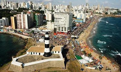 Governo da Bahia  leva 150 atrações para o folião pipoca na capital e no interior