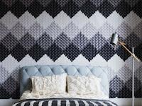 Wandgestaltung Schlafzimmer Pastell