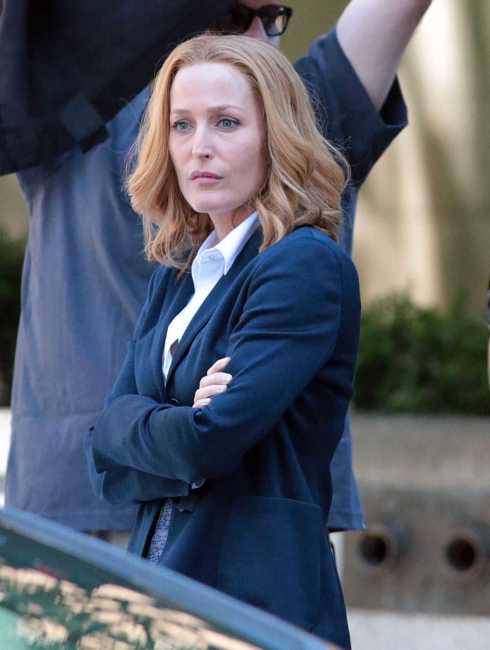 She hot x files naked That girl