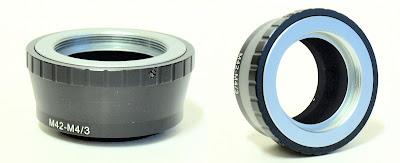 M42-Micro 4/3 Lens Adapter