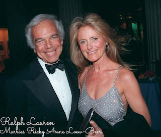 Ralph Lauren dan Istri Marries Ricky Anne Loew-Beer