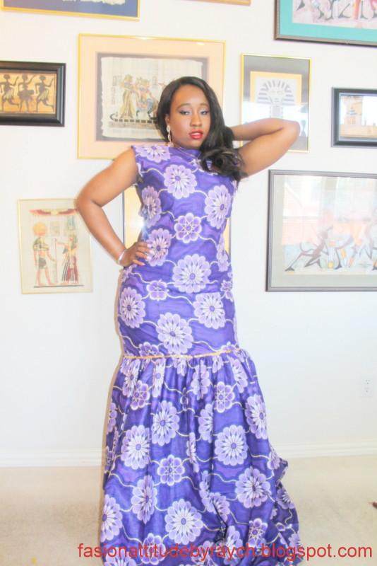 African aunty