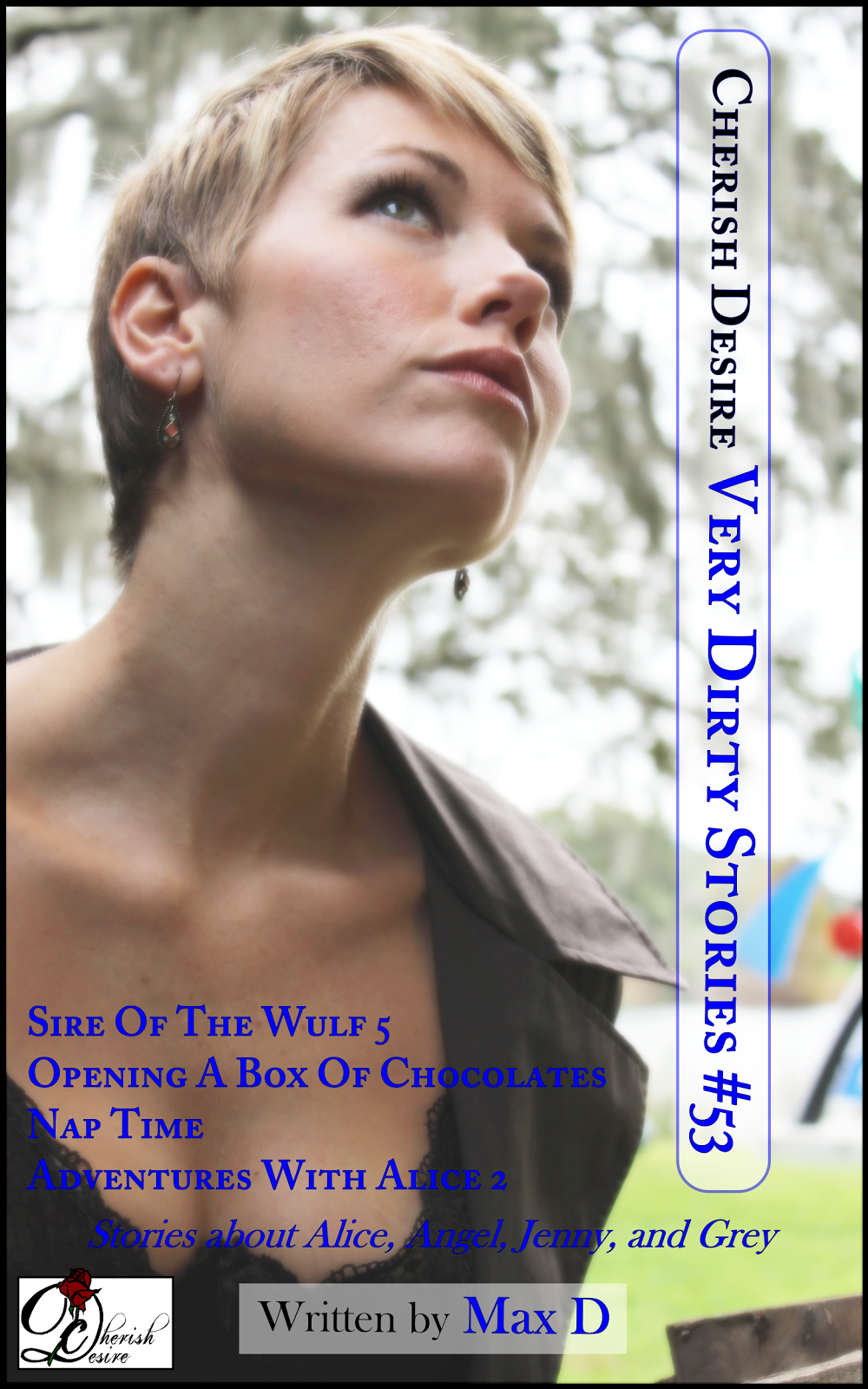Cherish Desire: Very Dirty Stories #53, Max D, erotica