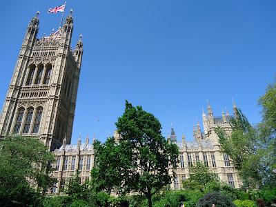 Parlamento inglês, em Londres, Inglaterra