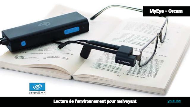 MyEye Orcam- Essilor