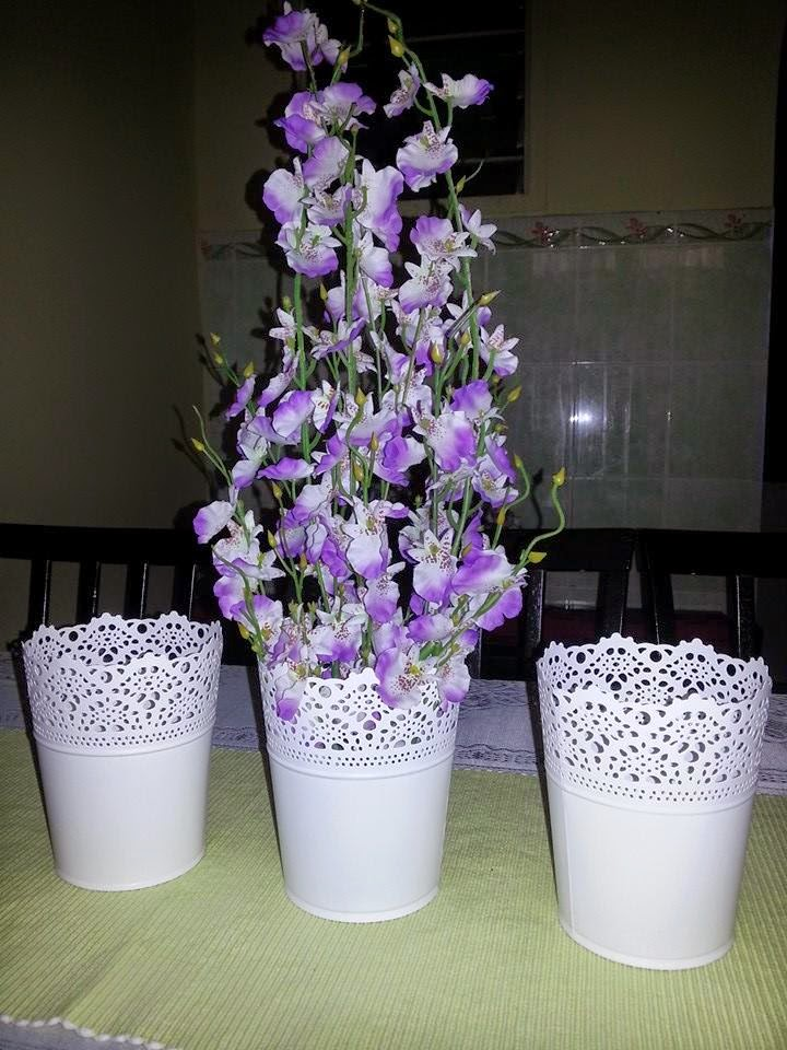 Lagi 3 Bijik Letak Bunga Orkid 2 Saja Biarkan Kosong Style Lah Konon