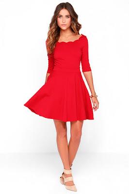 Vestidos de mujer Rojos