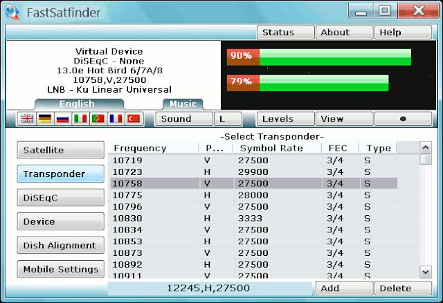 برنامج ضبط الاشارة Fast Sat Finder 2.7.0 الرائع,برنامج ضبط الاشارة, Fast Sat Finder 2.7.0 ,الرائع,