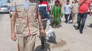 7 من شباب 'الحامة' من ضحايا غرق مركب قرقنة