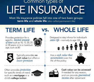 Is There A Significant Difference Between Whole Life And Term Insurance?