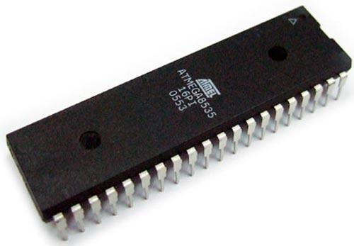 Dasar Mikrokontroler Atmega 8535
