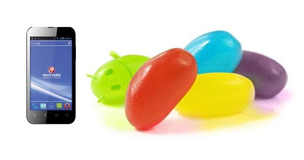 Jelly bean Update release date for Cherry Mobile Flare – OTA would be faster!