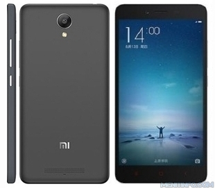 Spesifikasi dan Harga Xiaomi Redmi Note 2