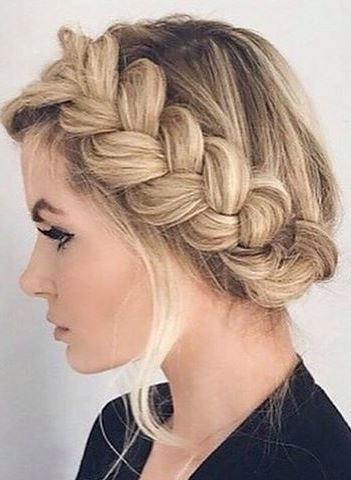 Cute Braid Idea