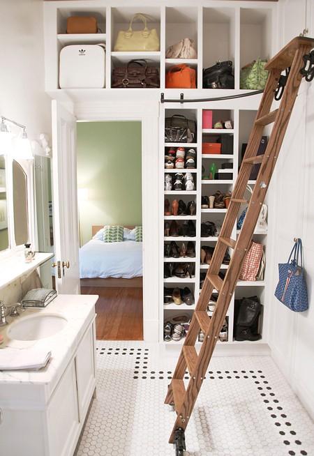 Above The Door Bathroom Storage Solutions