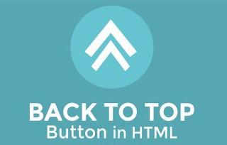 Cara Memasang Kode Tombol Kembali ke Atas (Back to Top Button) di Blogger