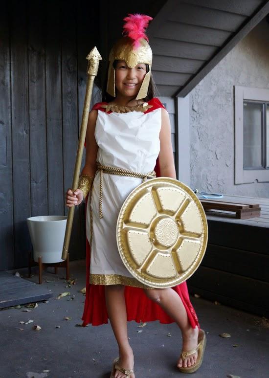 Lena Sekine Maya S Athena Costume