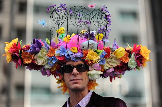 Chapeau Easter Bonnet Parade