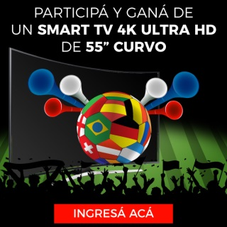 "Sorteo de un Smart TV Samsung 55"" 4K ULTRAHD"
